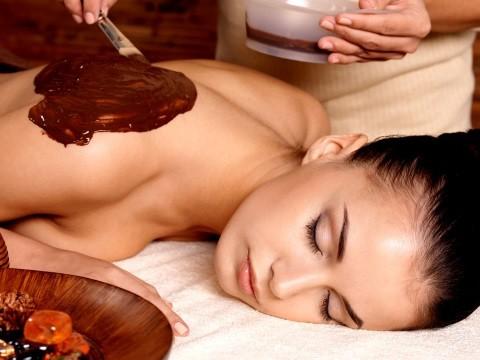 Шокофанго: парафинотерапия + шоколадное обертывание = двойная польза!